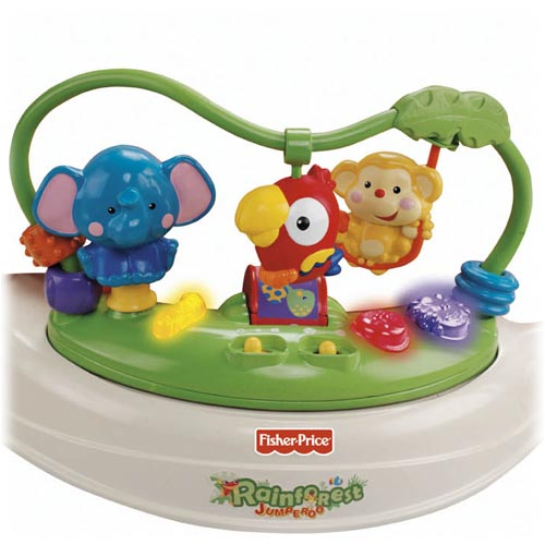 Fisher Price Прыгунки 'Джунгли' FISHER PRICE