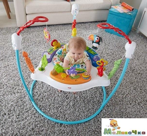 Fisher Price Прыгунки Animals Fisher Price