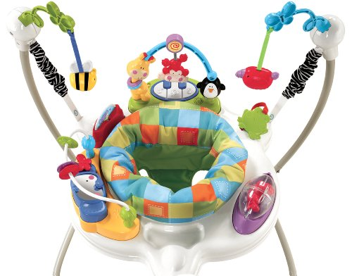 Fisher Price Детские прыгунки Дискавери Fisher Price