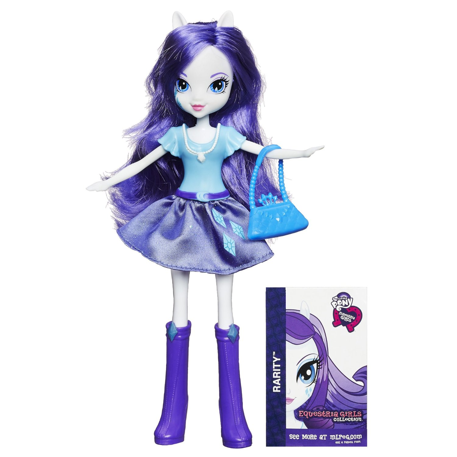 My Little Pony Кукла Рарити коллекционная Equestria Girls My Little Pony HASBRO