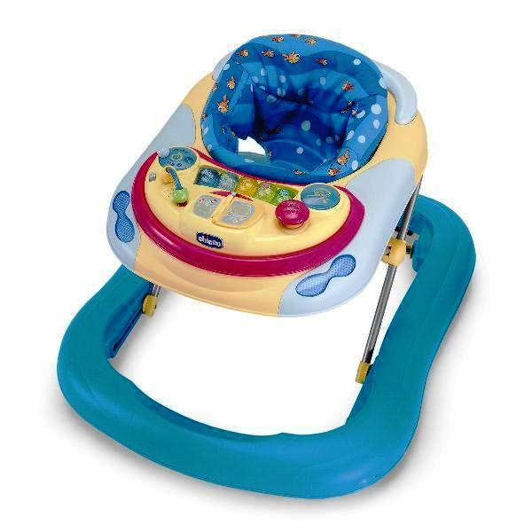 Chicco Ходунки 'Dance baby walker' CHICCO