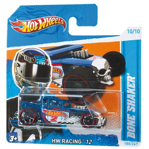 Hot Wheels Автомобиль базовый HOT WHEELS