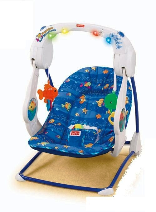 Fisher Price Качель 'Aquarium' <br>FISHER PRICE