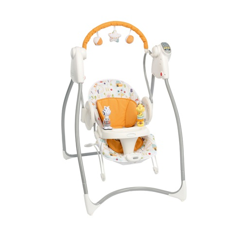 Graco Кресло-качалка  Swing n Bounce Hide and Seek GRACO
